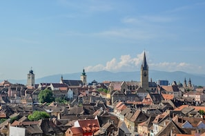 Day trip to Alba Iulia and Sibiu from Cluj