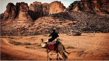 Private Full Day Trip to Wadi Rum from Amman