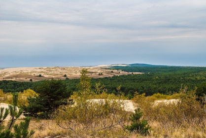 Landscape day view of Klaip?da
