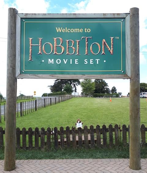 Show item 1 of 4. Hobbiton with The Green Dragon Inn & Tauranga Hot Spots
