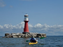 Private Kayak Tour to Curonian Spit from Klaipeda