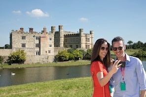 Leeds Castle, Canterbury & Kent - Small Group Tour
