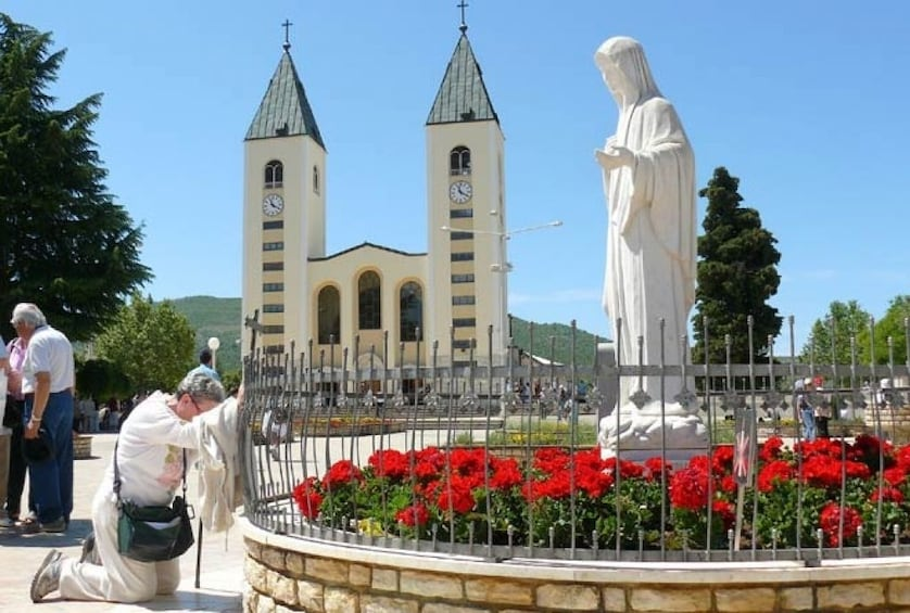 Show item 1 of 6. Private Excursion to Medjugorje and Ethno Village