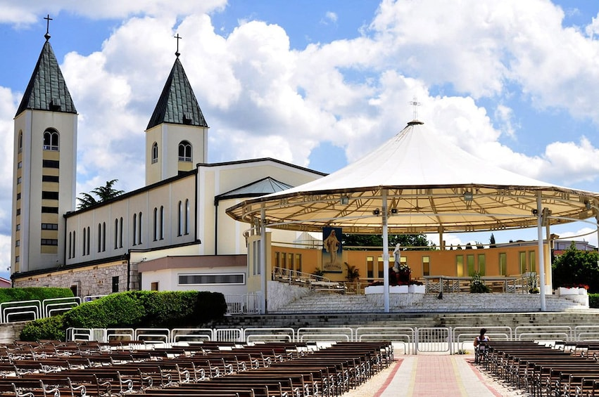 Show item 5 of 6. Private Excursion to Medjugorje and Ethno Village