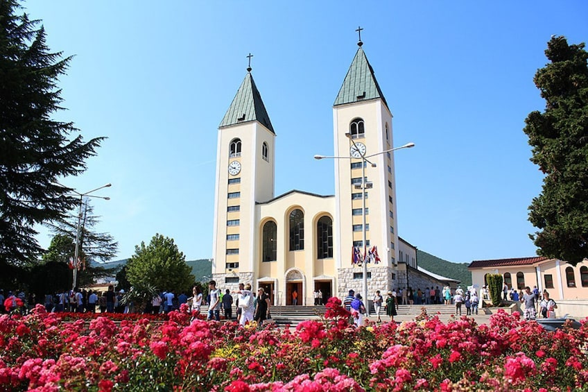 Show item 4 of 6. Private Excursion to Medjugorje and Ethno Village