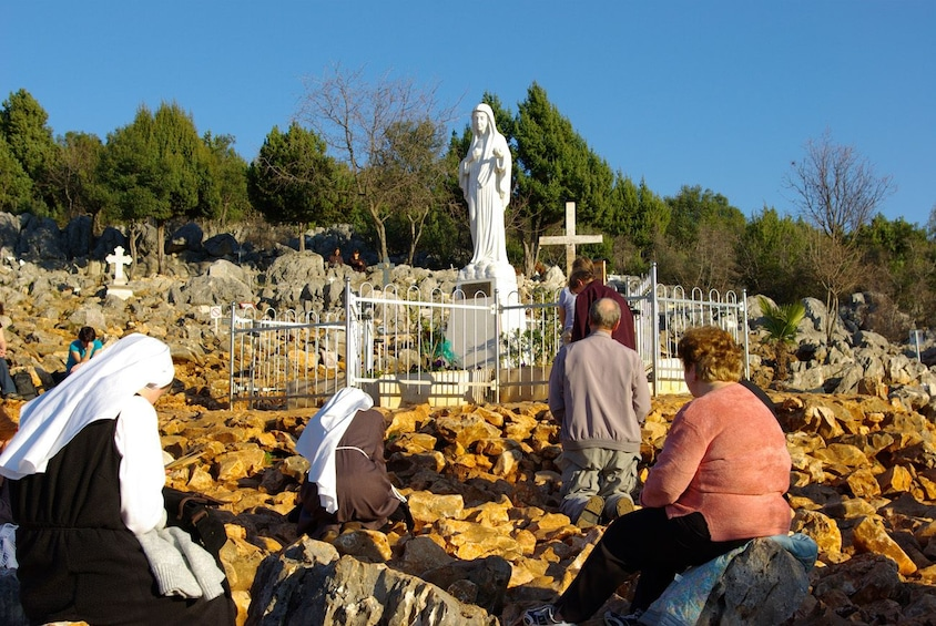 Show item 2 of 6. Private Excursion to Medjugorje and Ethno Village