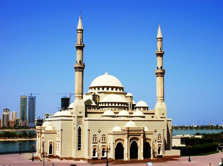 Show item 1 of 5. Exterior of Al Noor Mosque during the day
