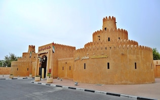 Al Ain City sightseeing with Lunch - The Garden city
