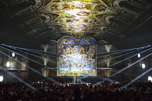 Sistine Chapel Experience: Show + Skip the line entrance