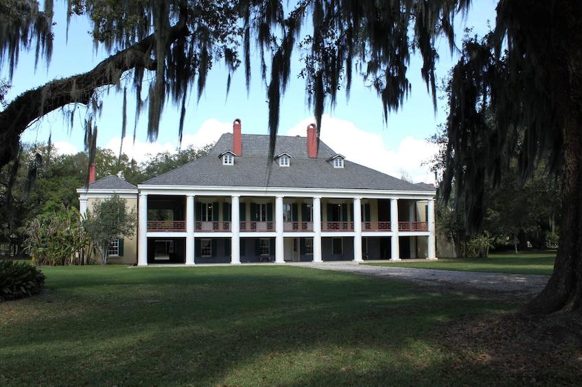 Show item 1 of 8. Destrehan Plantation in Destrehan, Louisiana