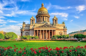 Full-Day Visa-Free Tour - City Highlights and the Hermitage
