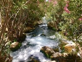 Algar Waterfalls Day Trip from Benidorm or Albir