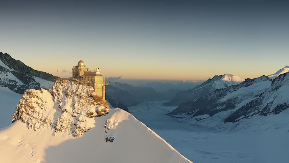 Show item 1 of 10. Jungfraujoch day tour with private tourguide -  from Lucerne