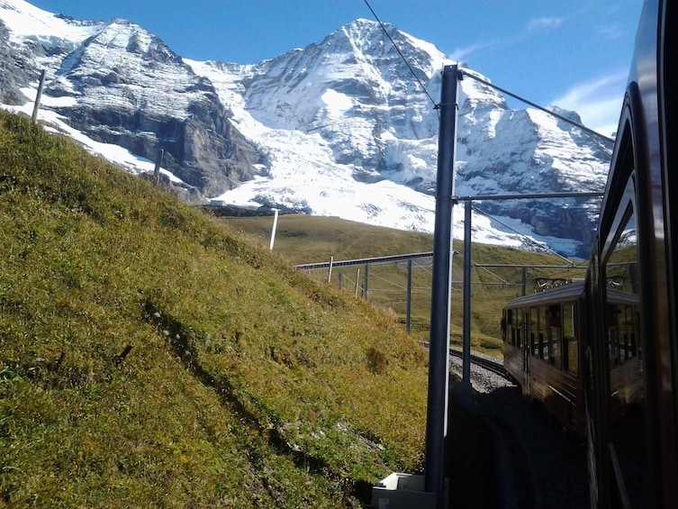 Show item 3 of 10. Jungfraujoch day tour with private tourguide -  from Lucerne