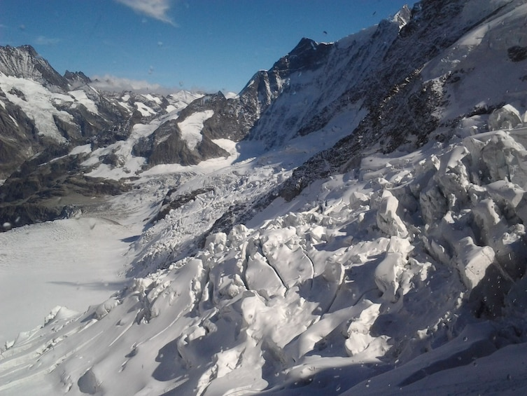 Show item 2 of 10. Jungfraujoch day tour with private tourguide -  from Lucerne