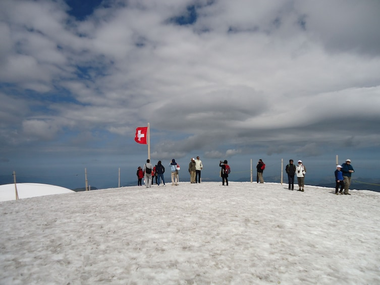 Show item 3 of 10. Jungfraujoch day tour with private tourguide - from Zürich