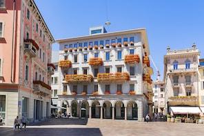 Lugano & Monte San Salvatore private tour from Zurich