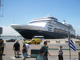 Highlights of Montevideo Half-Day Tour from Cruiseport
