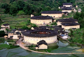 Private day tour to Hongkeng Tulou from Xiamen