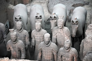 Xian Bus Tour: Terracotta Warriors and Ancient City Wall