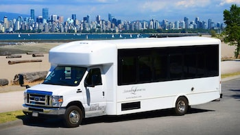 Shared Shuttle: Whittier Cruise Terminal - Anchorage Hotels
