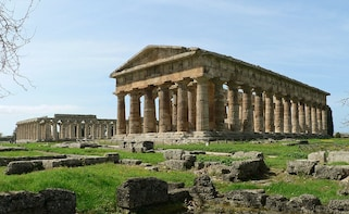 Private Paestum and Mozzarella Farm tour
