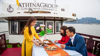 Halong Luxury Day Cruise & Thien Cung Cave