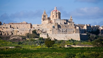 Tour of Mosta, Ta Qali crafts village & Mdina