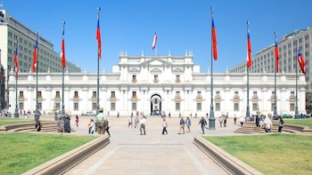Half Day Guided City Tour in Santiago - Small Groups