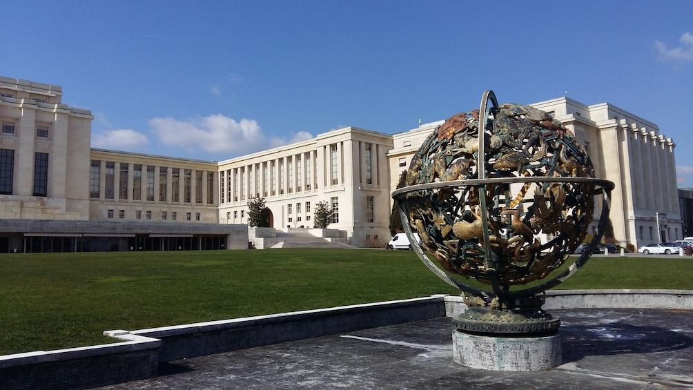 United Nations Office in Geneva, Switzerland