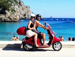 """Above & Beyond Palaiokastritsa"" Vespa Scooter Tour"