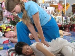Khmer Massage Course in Siem Reap