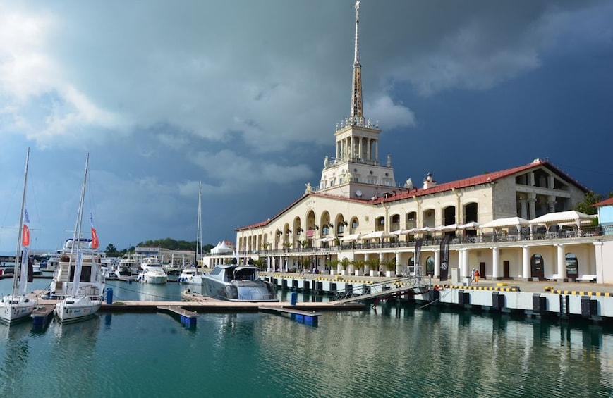 Show item 1 of 10. Discover Sochi on a Private Stroll