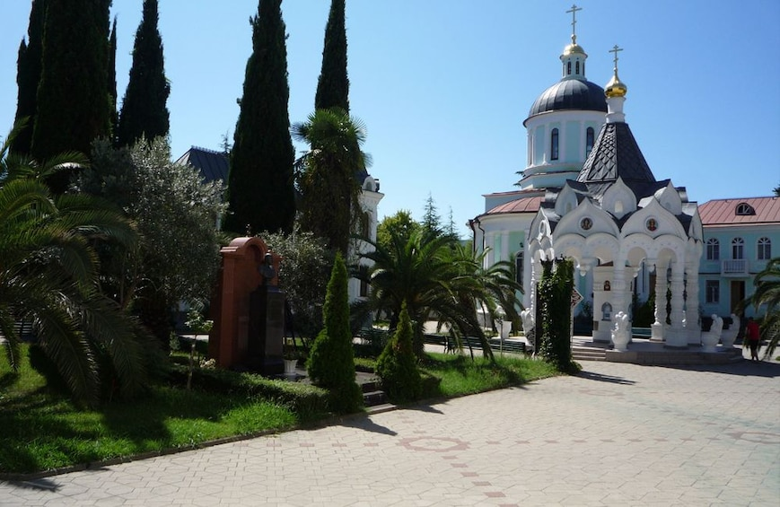 Show item 10 of 10. Discover Sochi on a Private Stroll