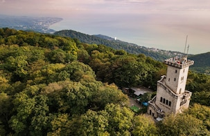 Private Tour: Highlights of Sochi & its Best Bird's-eye View