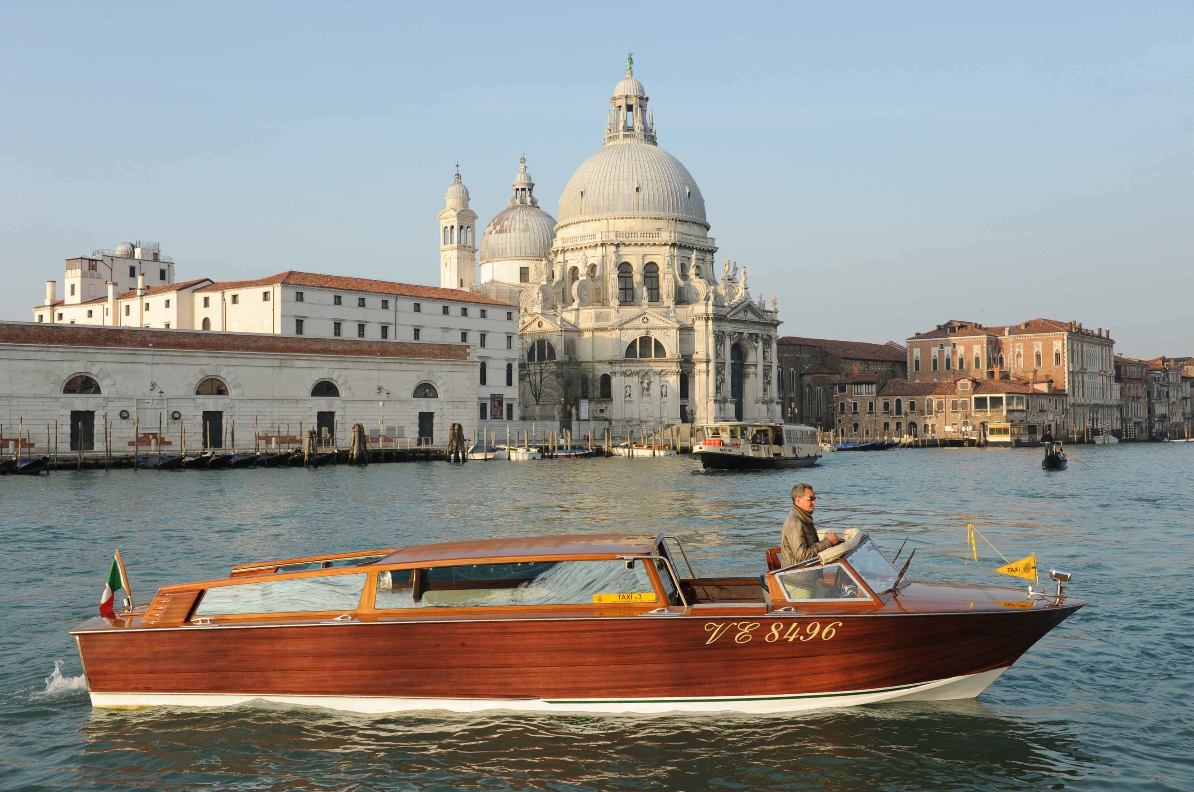 Venice Grand Canal Guided Boat Tour