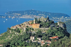 Full day : Monaco & perched medieval villages