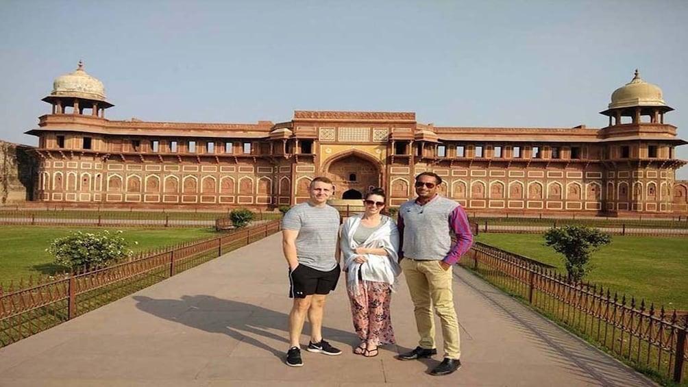Show item 4 of 10. Taj Mahal & Agra Private Day Tour from Delhi- All Inclusive