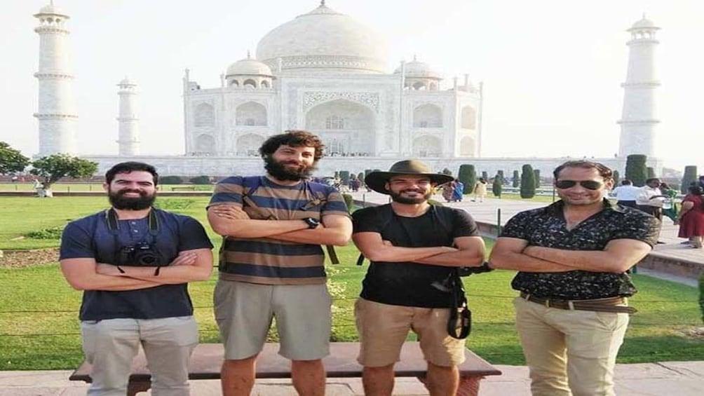 Taj Mahal & Agra Private Day Tour from Delhi- All Inclusive