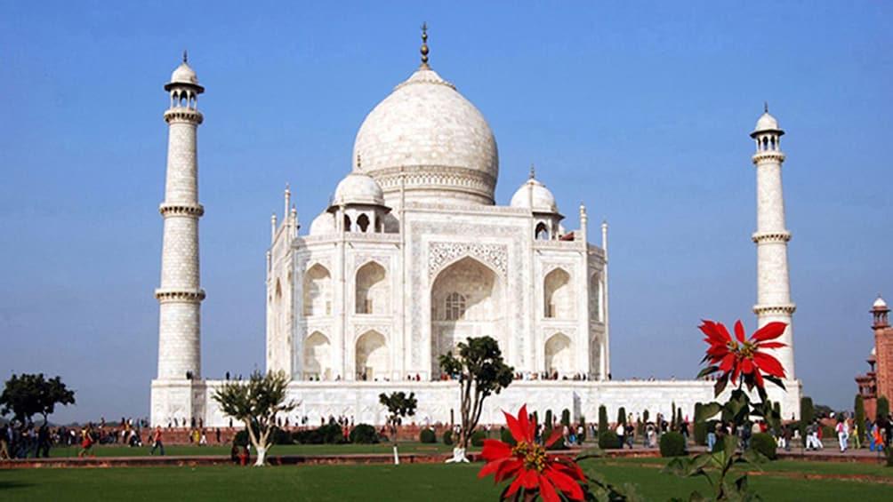 Show item 3 of 10. Taj Mahal & Agra Private Day Tour from Delhi- All Inclusive