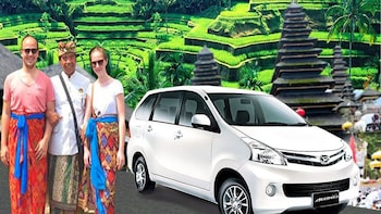 Customisable Bali 5 Days Transport Package