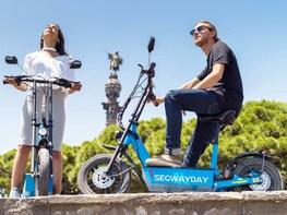 Montjuïc eScooter Tour