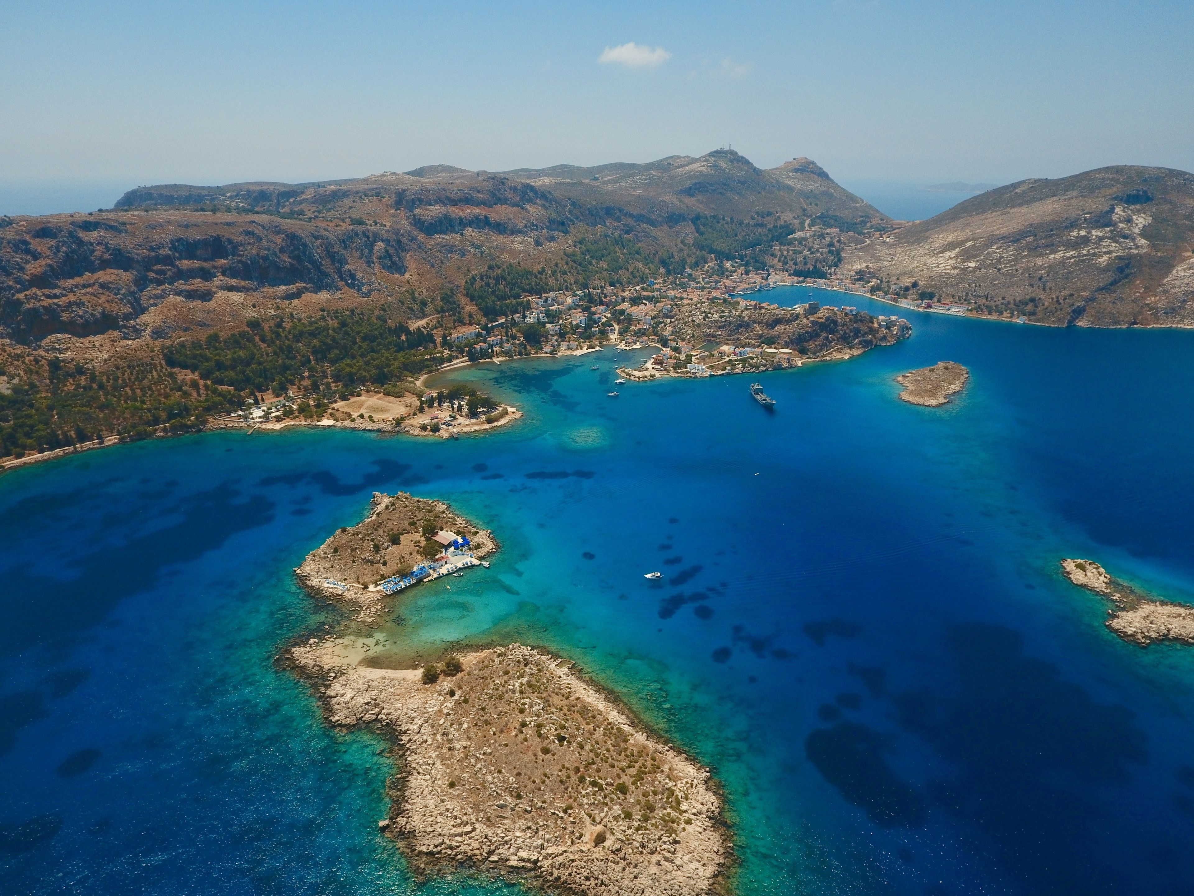 Private Boat Tour to Kastellorizo and Blue Cave From Kas