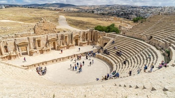 Private Day Tour to Jerash, Madaba, and Mount Nebo from Amma