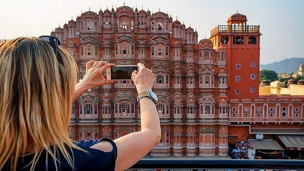 Show item 10 of 10. Private 5 Days: Golden Triangle Tour of India-All Inclusive