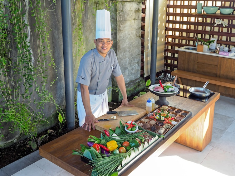 Show item 3 of 3. Private Balinese Cooking Class at The Santai