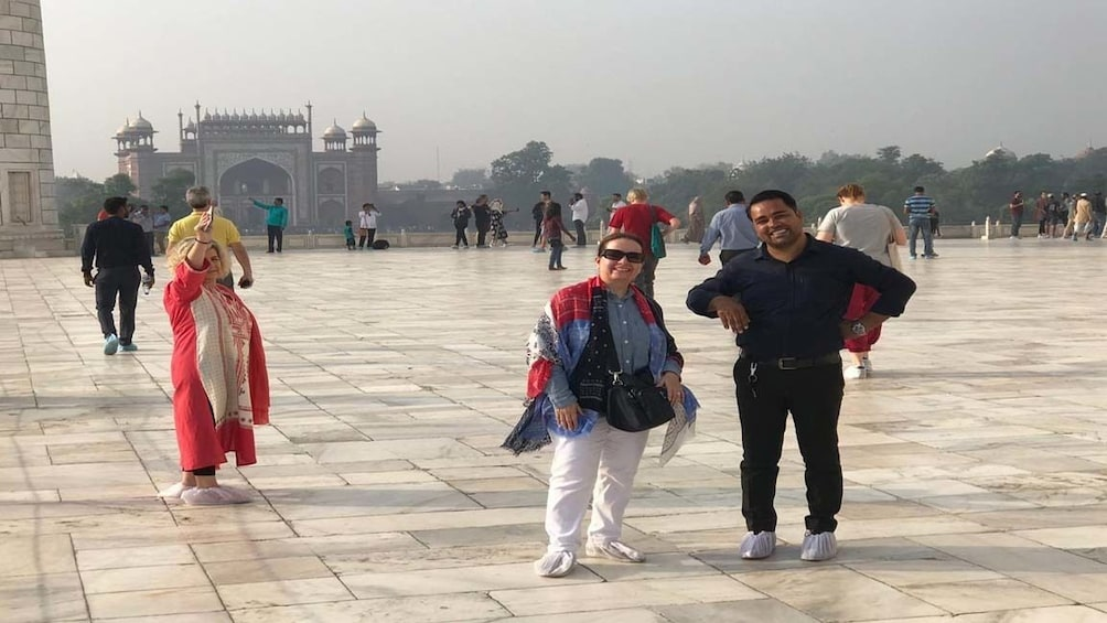Private Taj Mahal & Agra Tour by Express Train from Delhi