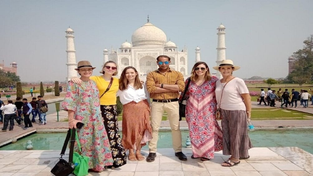 Show item 1 of 10. Private Taj Mahal & Agra Tour by Express Train from Delhi