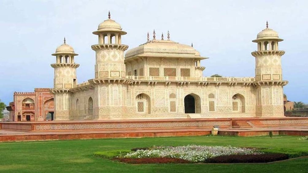 Show item 10 of 10. Private Taj Mahal & Agra Tour by Express Train from Delhi