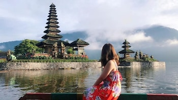 Image result for Ulun Danu Beratan, Jatiluwih Rice Terraces, and Tanah Lot
